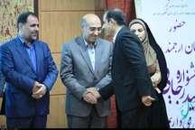 تجلیل از ادارههای برتر کهگیلویه و بویراحمد در جشنواره شهید رجایی