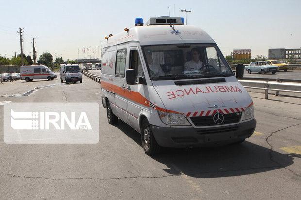 خدمات اورژانس در شش نقطه پرتردد رشت