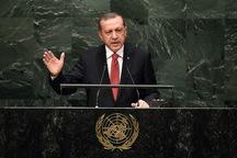 اردوغان: کسانی که هزاران محموله سلاح برای تروریستهای شمال سوریه می فرستند، پیامد دردناک این اقدام را خواهند دید