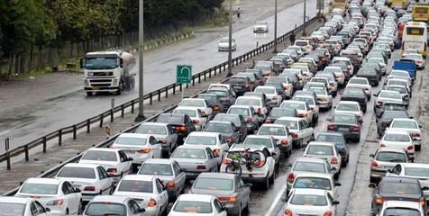 ترافیک تهران در مهر ماه 40درصد افزایش می یابد
