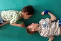 کودکان فلج مغزی و گرهی که با دستان خیرین باز می شود