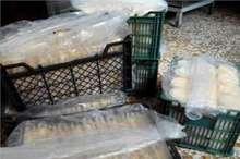 4.5 تن شیرینی و بستنی فاسد در کرمانشاه کشف و ضبط شد