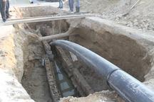 120 کیلومتر لوله انتقال آب گرمسار فرسوده است