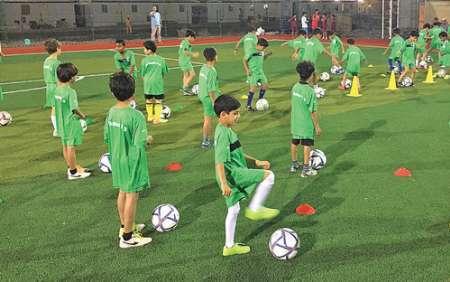 گسترش مدارس فوتبال، دریچه ای نو برای شکوفایی استعدادهای ناب در قزوین