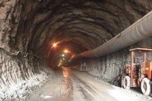 حفاری تونل کبیرکوه امسال به اتمام می رسد