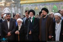 آیت الله هاشمی شاهرودی: امام در تاریخ زنده خواهد ماند و یک فلش در وجدان تاریخ خواهد بود