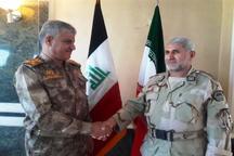 تعامل ایران و عراق موجب تقویت امنیت در مرز شلمچه شده است