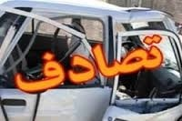 کشته و مجروح شدن 11 نفر در اتوبان تاکستان به ابهر