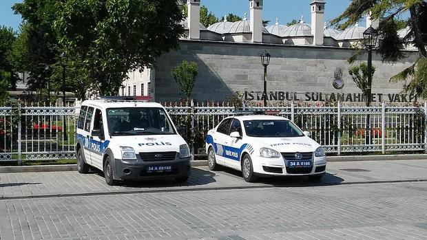 بازداشت دو جاسوس اماراتی توسط ترکیه+عکس