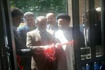 افتتاح ساختمان جدید ثبت احوال ماسال