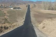 50 درصد راه های روستایی در آذربایجان غربی آسفالته است