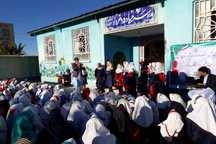 40 برنامه فرهنگی در 40 مدرسه خاش در حال برگزاری است