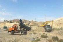 عملیات اجرایی فاز دوم جاده کمربندی گچساران آغاز شد