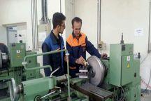 کارگاههای صنعتی دانشگاه آزاد خوی وارد عرصه تولید قطعه خودرو شدند