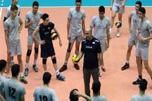 32 بازیکن در اردوی تیم ملی والیبال نوجوانان حضور دارند