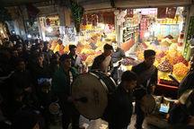 عزاداریهای بازار اردبیل در ایستگاه پایانی ؛ آمادگی مردم برای تاسوعا