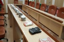 12کیلوگرم مواد مخدر در سرپل ذهاب کشف شد