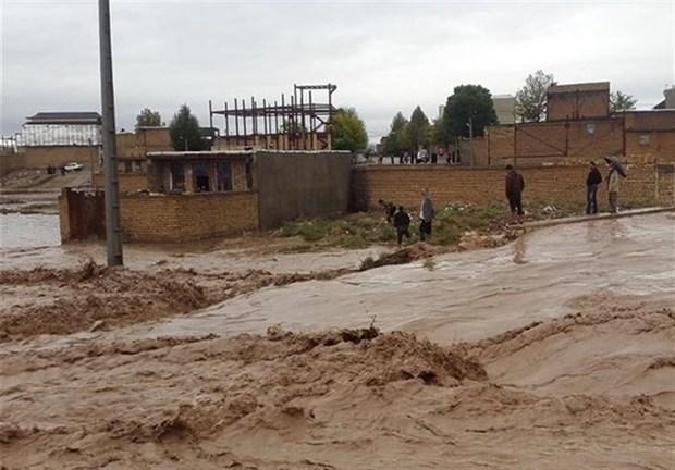 سیلاب بیش از 20 میلیارد تومان خسارت به قصرشیرین وارد کرد