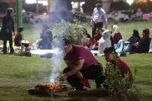 1.2 میلیون گردشگر طی چهار روز از خوزستان بازدید کردند