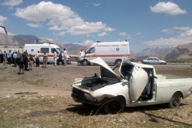 تصادف در جاده قاین - بیرجند یک کشته داشت