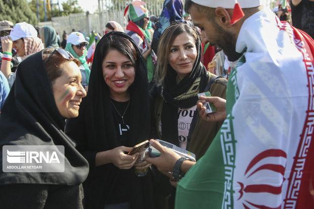 موضوع ورود زنان به ورزشگاهها در دانشگاه فردوسی مشهد بررسی شد