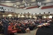 همنشینی سردار سلیمانی و وزیر روحانی + عکس