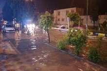 300 نفر از روستاییان شهرستان داراب از محاصره سیل نجات یافتند