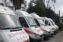 2 دستگاه آمبولانس به ناوگان اورژانس هرمزگان اختصاص یافت