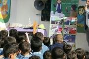 طرح ایمن سازی مدارس در روستاهای بوئین زهرا و البرز برگزار شد