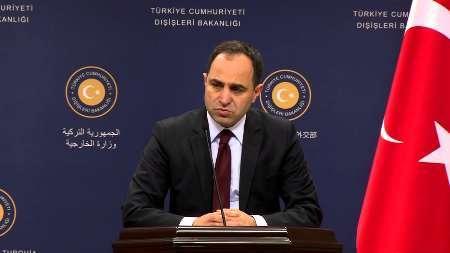 ترکیه از حوثی ها خواست راه را برای مذاکره باز کنند