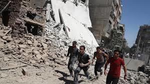 روسیه: ظرف ۲۴ ساعت آتش بس سوریه ۵۰ بار نقض شد