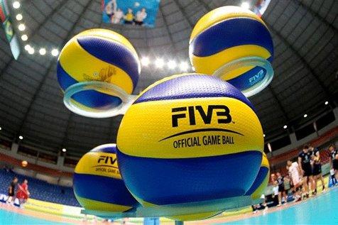 پنج کرسی والیبال آسیا به ایران رسید