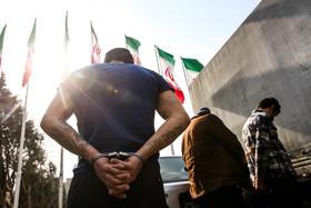 دستگیری «سعید سنگک» با شلیک 12 تیر!