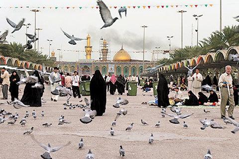 هزینه سفر به عتبات عالیات در ماه رمضان