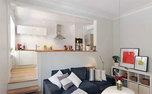 راهکارهای ساده برای بزرگتر نشان دادن اتاق های کوچک