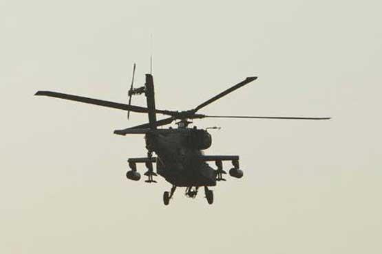 سقوط بالگرد در دریاچه شهدای خلیج فارس/ ۶نفر از سرنشینان بالگرد نجات پیدا کردند