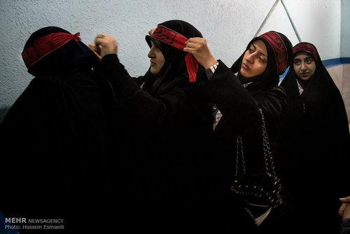 زنان و دختران رزمی کار سپاه+ عکس