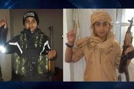 چند کودک سوری داعشی شده اند؟