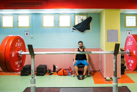 وزنهبرداران المپیکی حریفان خود را شناختند/ مولایی در لیست اولیه