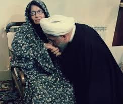 سفر رئیس جمهور به سمنان برای دیدار مادرش