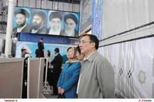 بازدید یک گروه گردشگر چینی از حرم مطهر امام راحل
