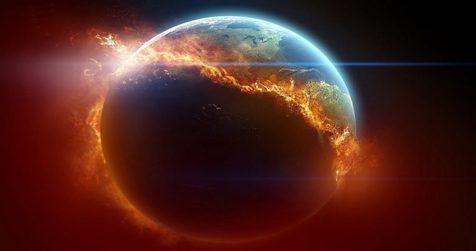 پیش بینی دانشمندان از پایان جهان به شکلی عجیب