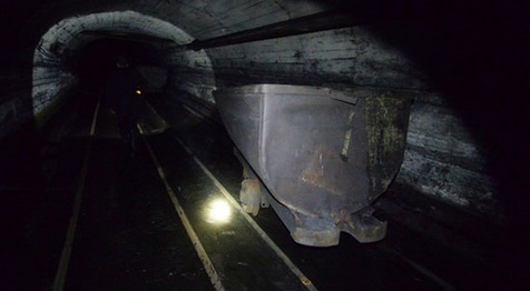 آتشسوزی معدن ذغالسنگ در سیبری