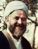 آیت الله شهاب الدین اشراقی، مشاور امین رهبر کبیر انقلاب اسلامی