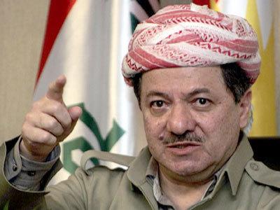 بارزانی مخالفانش را به کودتا متهم کرد