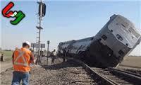 خط آهن تهران-جنوب مسدود شد