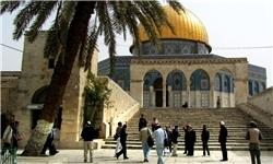 تشدید تدابیر امنیتی در بیت المقدس