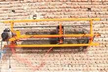 ابداع دستگاه خودکار سیمان کاری توسط مخترع مراغه ای