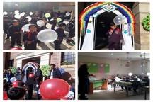آیین برپایی مدارس شهرستان پردیس  راهکارهای مقابله با ترس کودکان در روز اول مدرسه