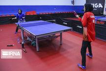 تیمهای برتر تنیس روی میز دختران منطقه ۱۱ کشور معرفی شدند